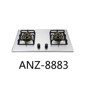 Kitchen burning gas ANZ - 8883