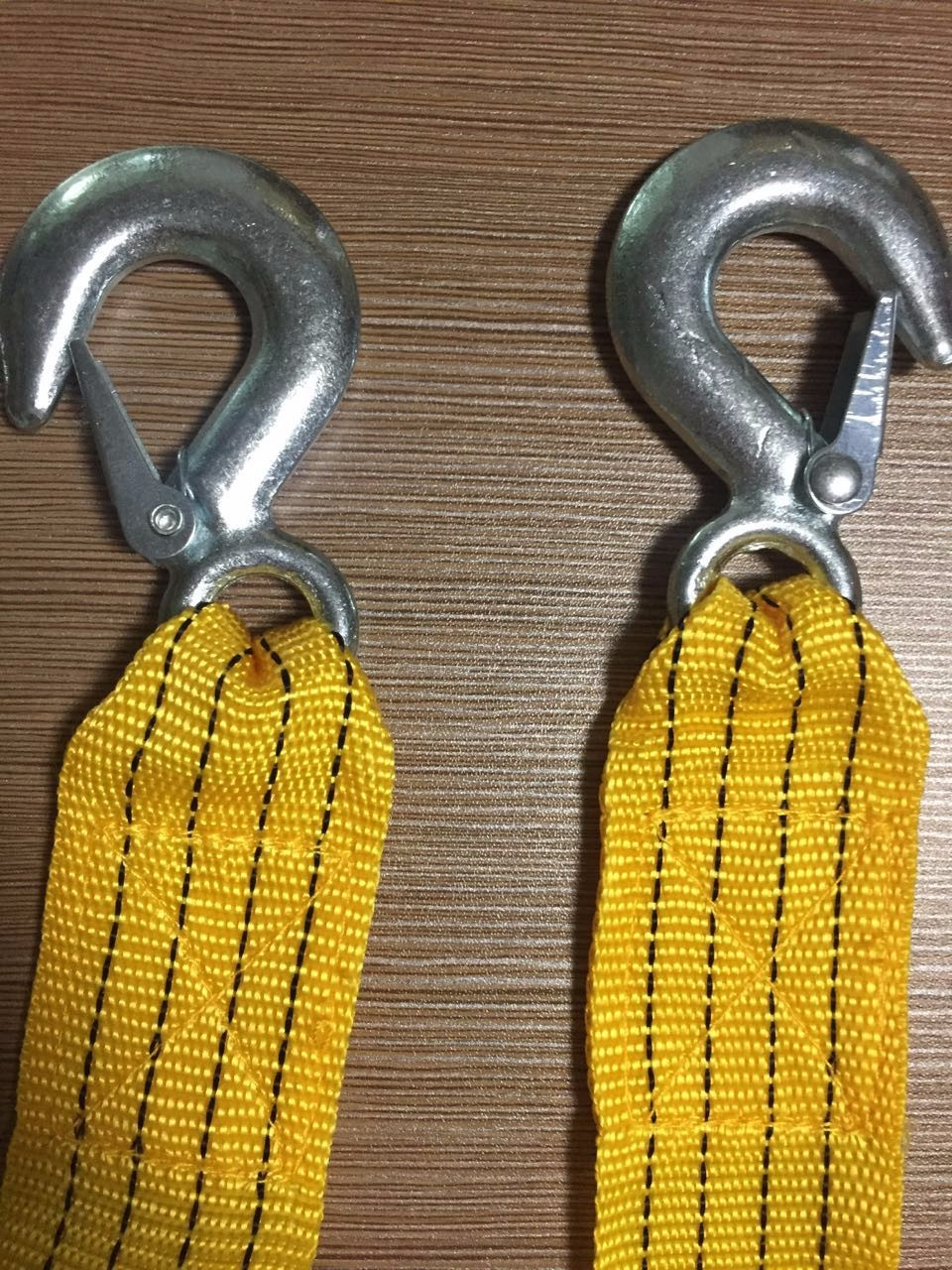 Towing Strap with Hook