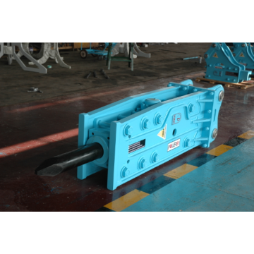Hydraulic breaker hammer rock for excavator