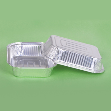 Aluminum Foil One-off Baked Box