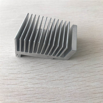 Extrusion Aluminum radiating rib of heat sink