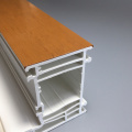Plastic uPVC Window Profiles For Winodw