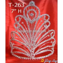 2015 Hot sale Glitz Pageant Crowns