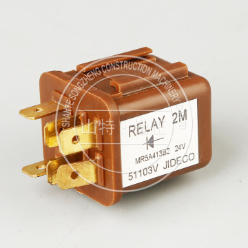Wheel loader parts WA470-6 relay 569-06-61970
