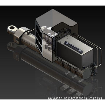 Collector Support Drive Hydraulic System