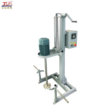 liquid pvc rubber mixing machine with high speed