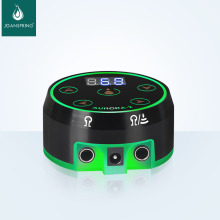 Aurora 2 Tattoo Power Supply Upgrade Digital LCD Power Supply With Power Adaptor Mini Led Touchpad Tattoo Supplies