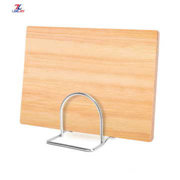 stainless steel cutting board rack round chopping board