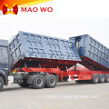 Golden price 40 Ton Side Tipper Trailer