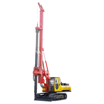 Borehole 450-1600mm Kelly Bar Rotary Drilling Rig