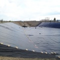 Shrimp Farm Pond Used HDPE Geomembrane Liner