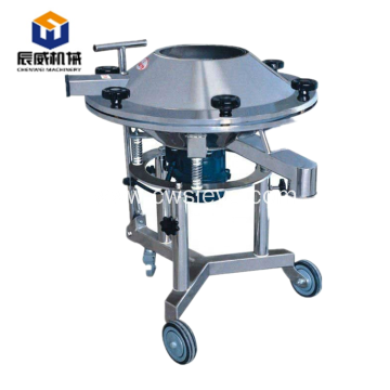 high frequency circular rotary industrial  vibratory sifter