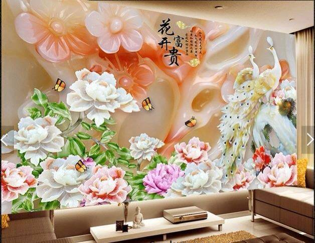 Good Quality PVC 3D Marbling Ceiling Tiles With Good Price