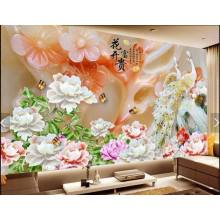 Interior Decoration PVC 3D Table Top Panel