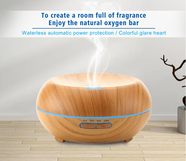 Amazon Diffuser for Essential Oils