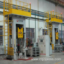 MULTI-STATION AUTOMATIC FORGING PRODUCTION LINE