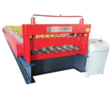 1220 Container board roll formiing machine