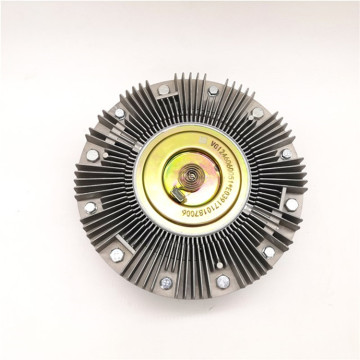 VG1246060051 Silicon Fan Assy For Howo A7
