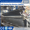 CPP CPE Multilayer Co-Extrusion Gussfolie Linie