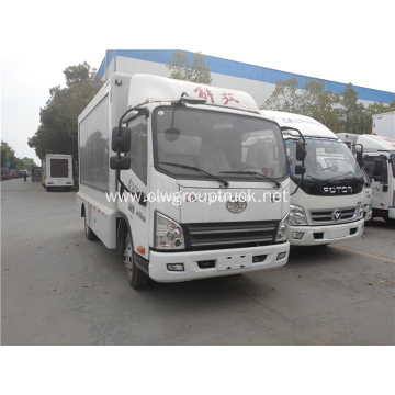 Mobile Stage Truck/Outdoor LED Mobile Truck