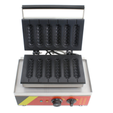 factory price hot dog waffle maker with CE for sale