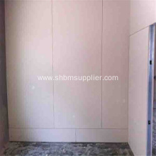 Fireproof Anti-Bacterium Wall Panel Magnesium Oxide Board