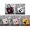 Womens Custom Fashion Outdoor Canvas Bag