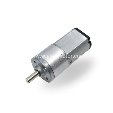 16mm 16GA030 4.5 volts tiny geared motor