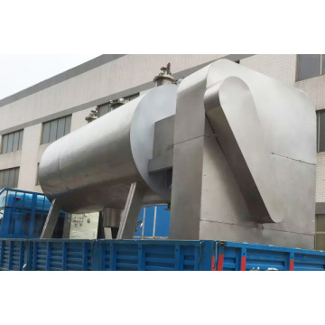 High Quality Vacuum Harrow Dryer in Chemical Industry