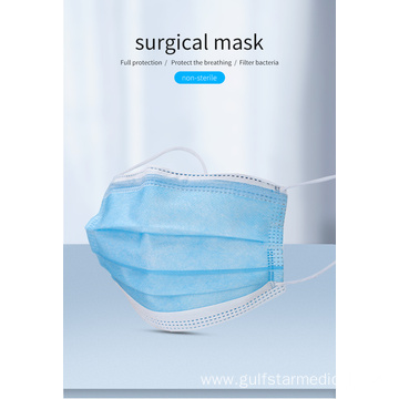 Disposable non-woven surgical Face mask