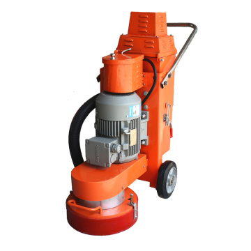 Concrete grinder and polisher