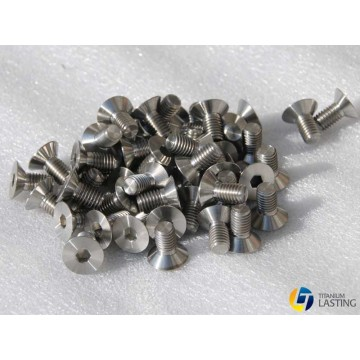 Titanium Hex socket head cap screw