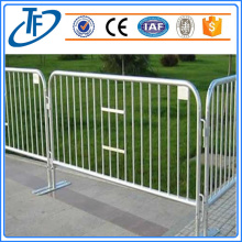 TUOFANG steel traffic crowd control barrier
