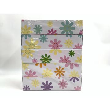 196*198mm 200sheets Animal Box Facial Tissue
