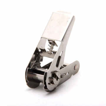 25MM Stainless Steel Ratchet Buckle