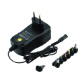Variable Voltage 3-12V  27W Interchangeable Power Adaptor