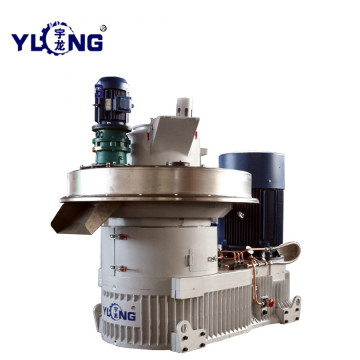 Wood pellet block making machine for sale