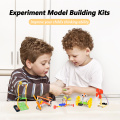 Reptile Robot Model Kit Toys for Boys Physical Science Experiment Assembling Educational Toy Learning Creative Handmade DIY Gift