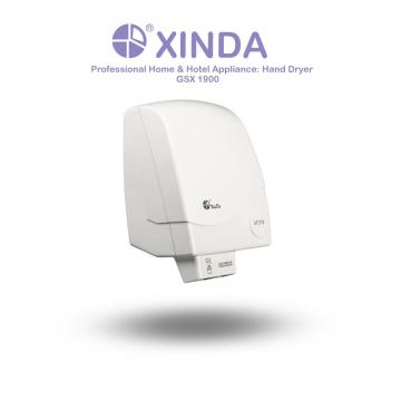 Household automatic hand dryer