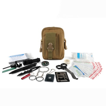 Outdoor Sports Products Emergency Survival Kit