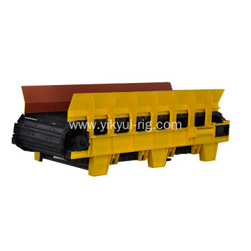 Copper Ore Apron Feeder of Mineral Processing Plant