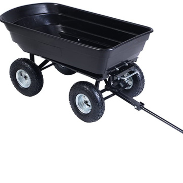EASTOMMY Garden Seat Cart
