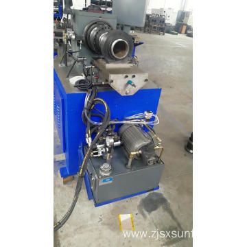 Double Servo Control Tube Pipe Cutting Machine