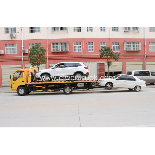 New ISUZU 5.6m One Tow Two Road Wrecker