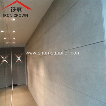 High Density Sanded Non-Asbestos Fiber Cement Board