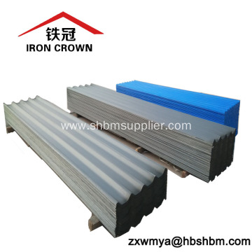 UV-Blocking Heat Insulation PET membrane MgO Roofing Sheets