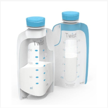 Plastic Printed Milk Packaging Pouch