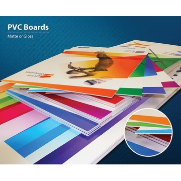 Black PVC Foam Board Building Sheet