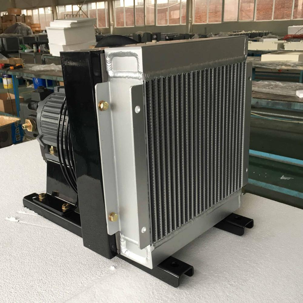Heat Exchanger Water Air