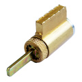 American Style Brass Key Deadbolt Door Lock Cylinder